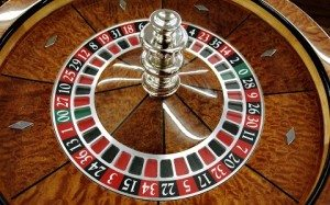 practice roulette wheel